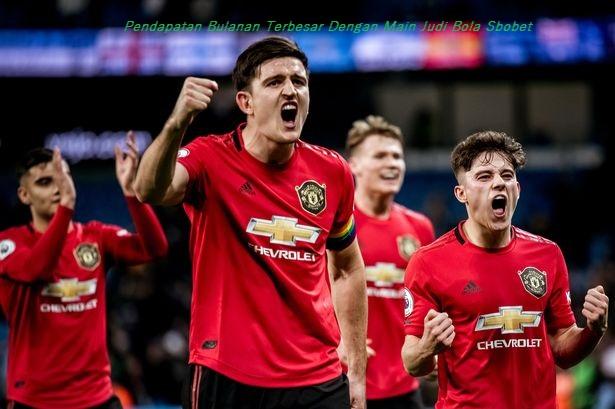 Pendapatan Bulanan Terbesar Dengan Main Judi Bola Sbobet
